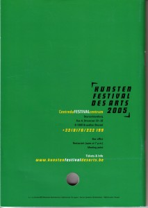 05-0506 Kunsten Fest catalogue BkBk 5
