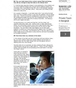 Bangkokrecorder Urban Magazine VT b