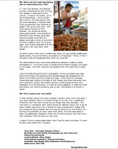 Bangkokrecorder Urban Magazine VT d