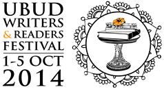 Ubud writer fest 2014